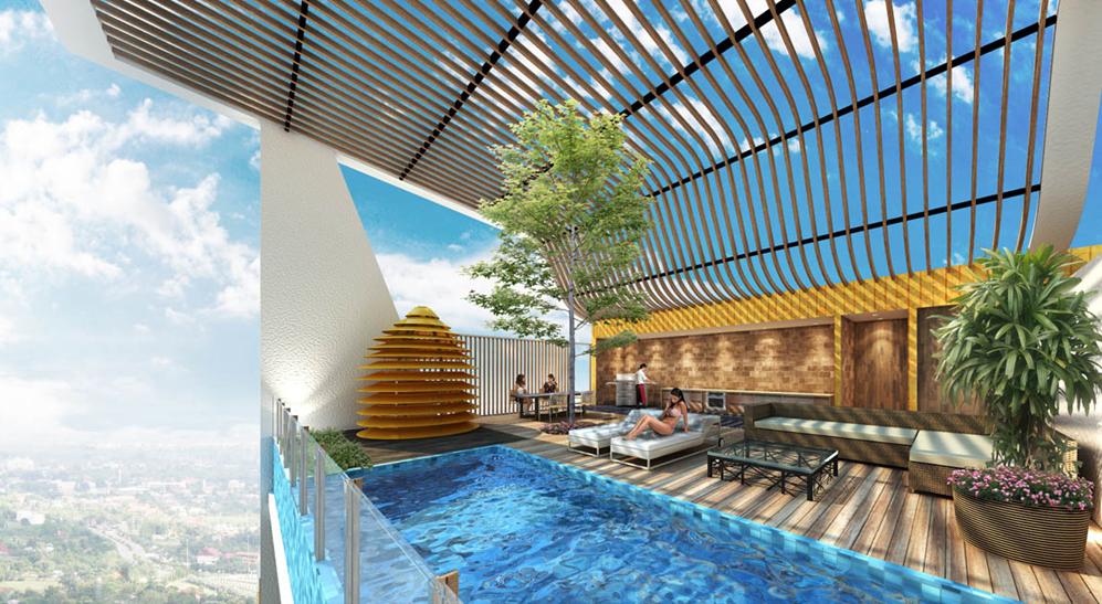 modern condo myanmar