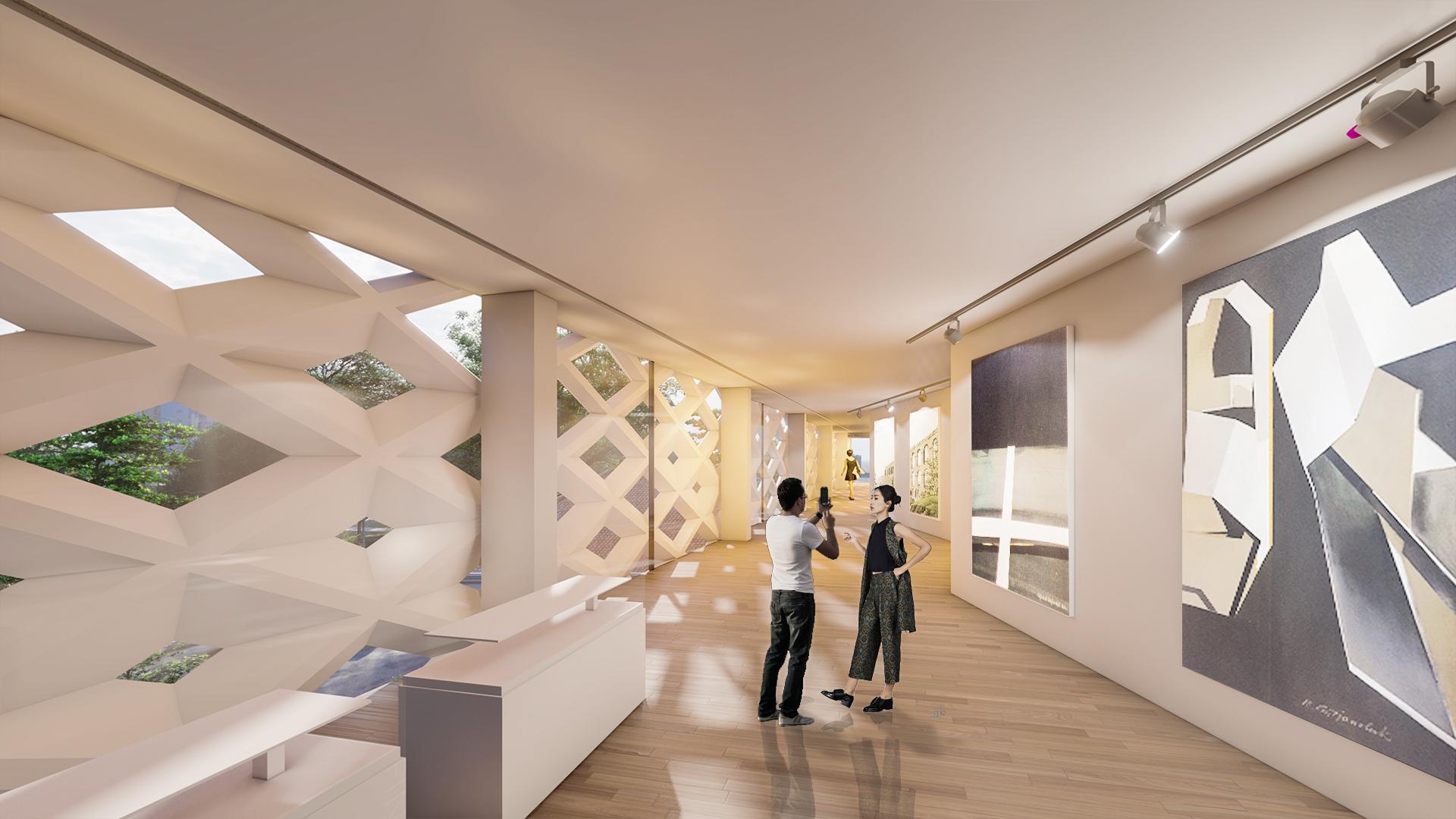 interior design or architecture