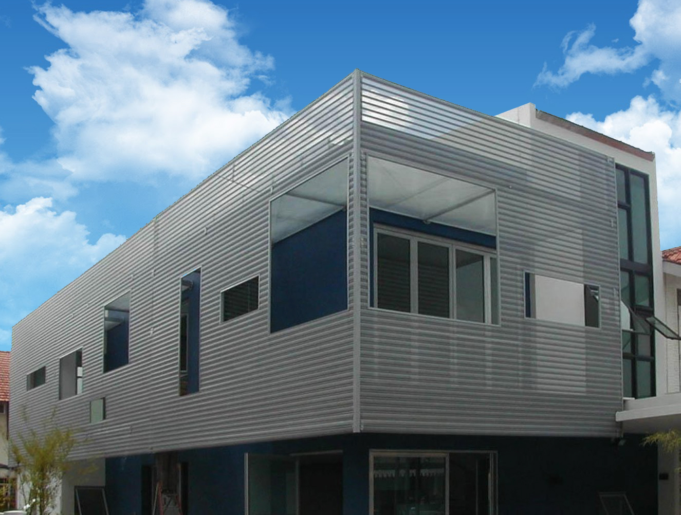 terrace house idea singapore