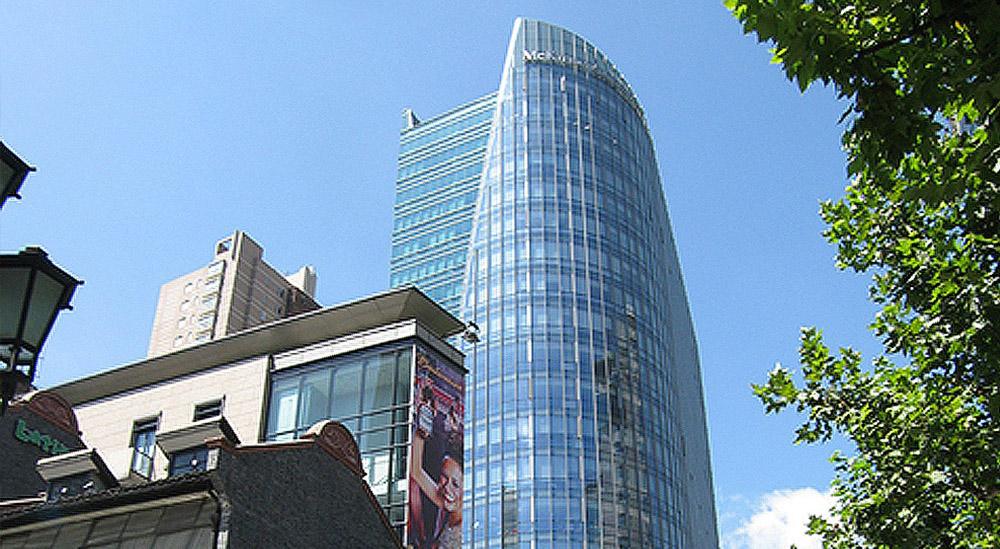 platinum tower shanghai
