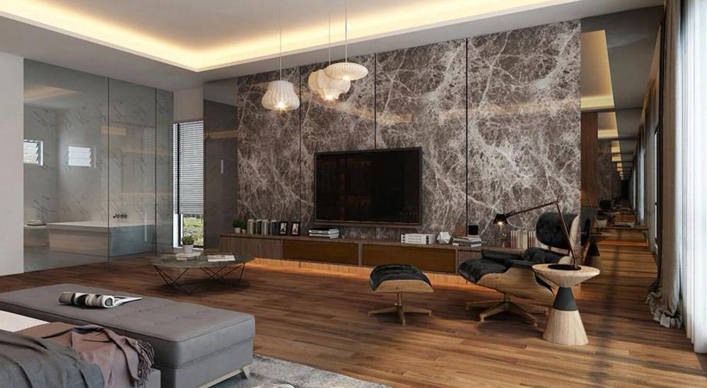 interior design for landed house