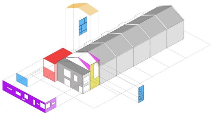 interior design to architecture